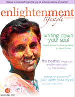 Enlightenment Lifestyle Magazine: Color Issue