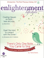 Enlightenment Lifestyle Magazine: Holiday Issue